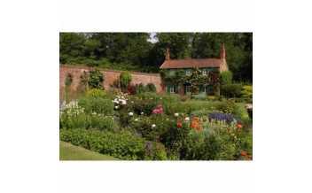 Hoveton Hall Gardens, Norfolk, England