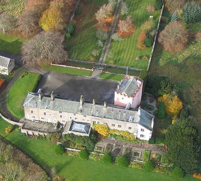 Isel Hall, Cumbria, England