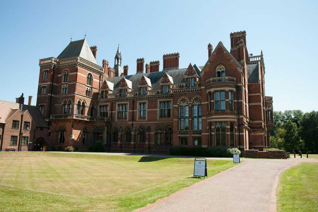 Kelham Hall & Country Park, Nottinghamshire, England