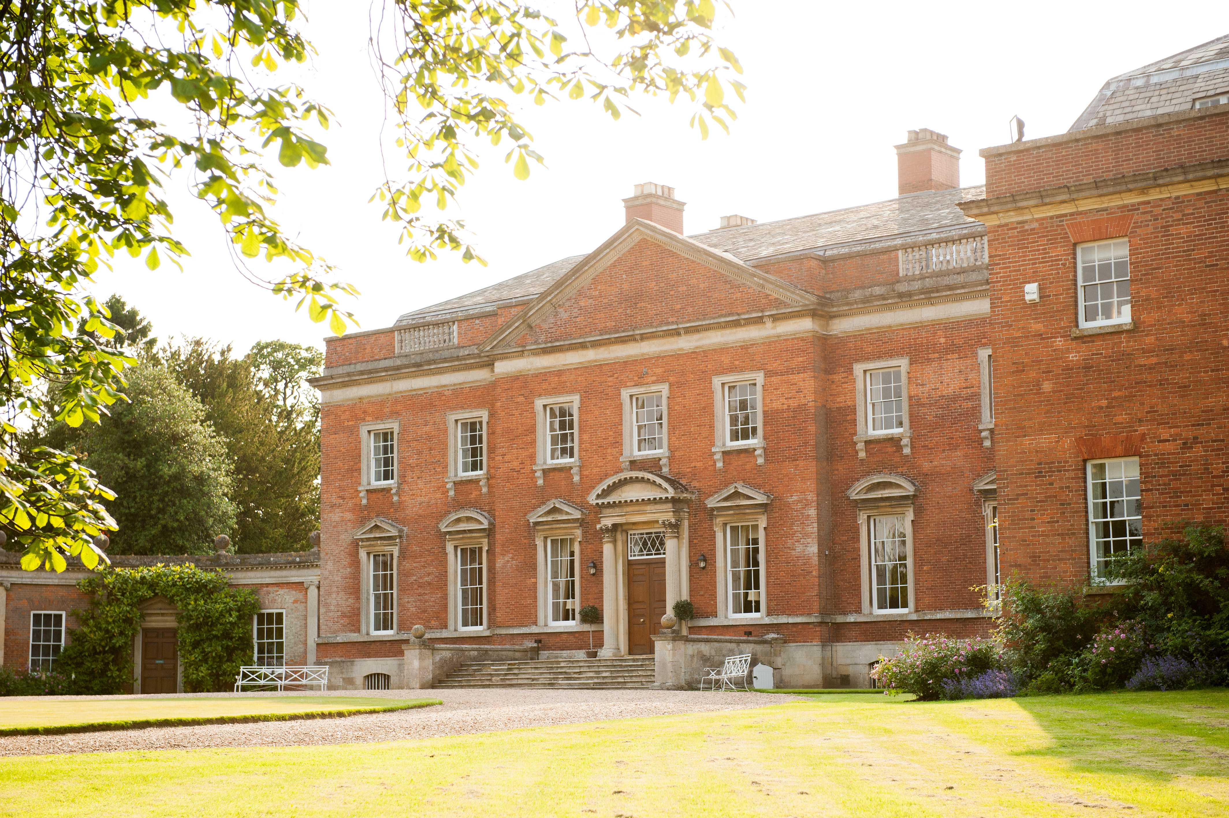 Kelmarsh Hall, Northamptonshire, England