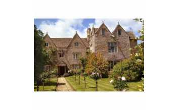 Kelmscott Manor, Oxfordshire, England