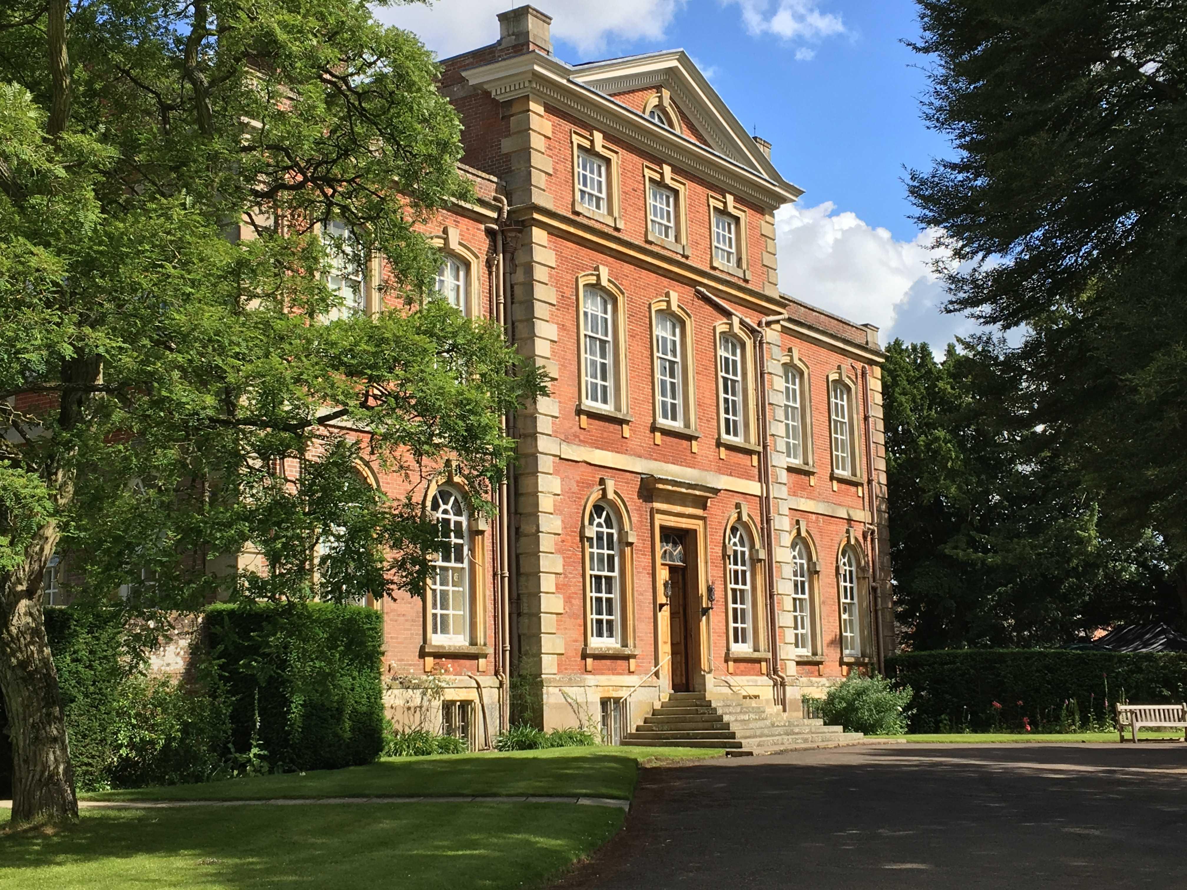 Kingston Bagpuize House, Oxfordshire, England