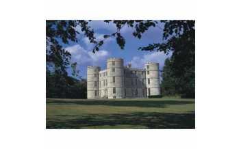 Lulworth Castle and Park, Dorset, England
