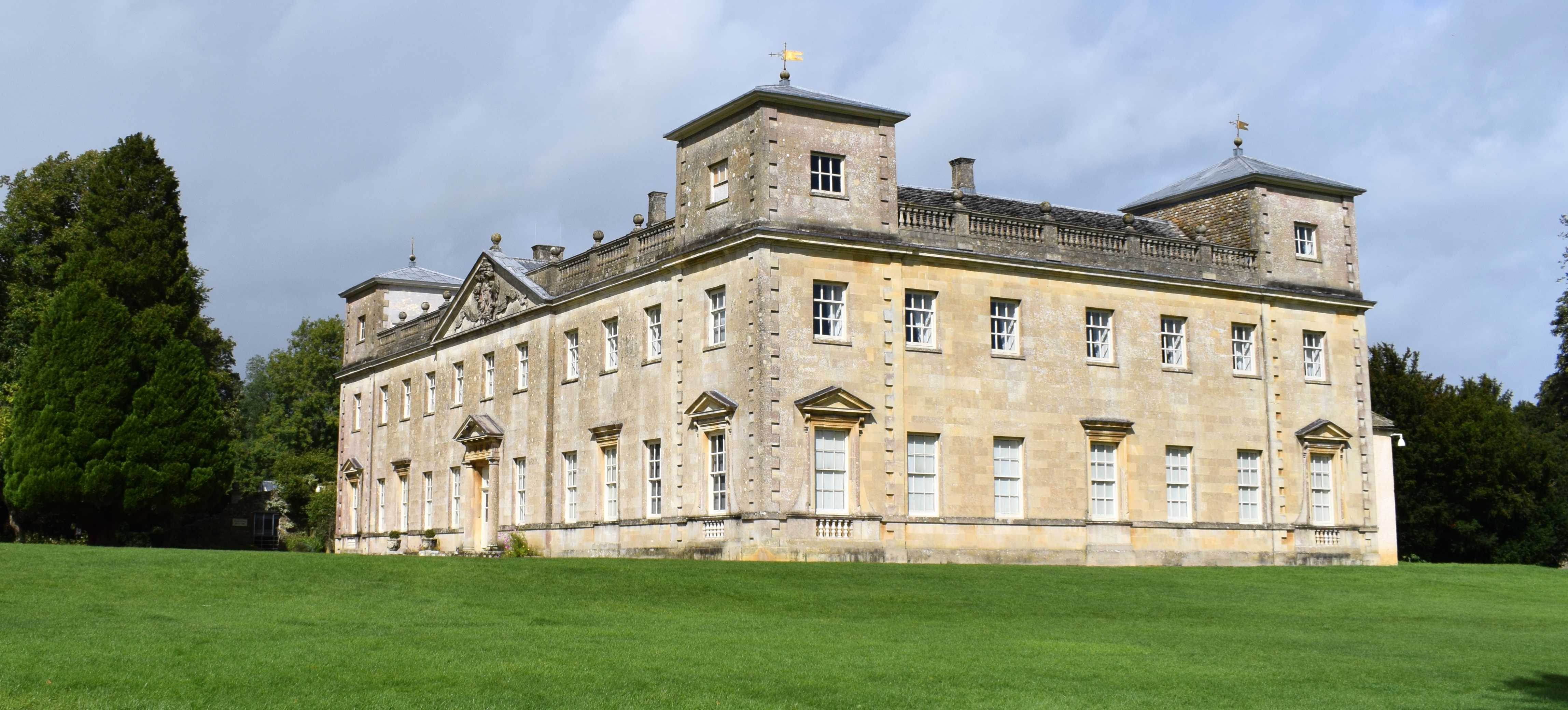 Lydiard House and Park, Wiltshire, England