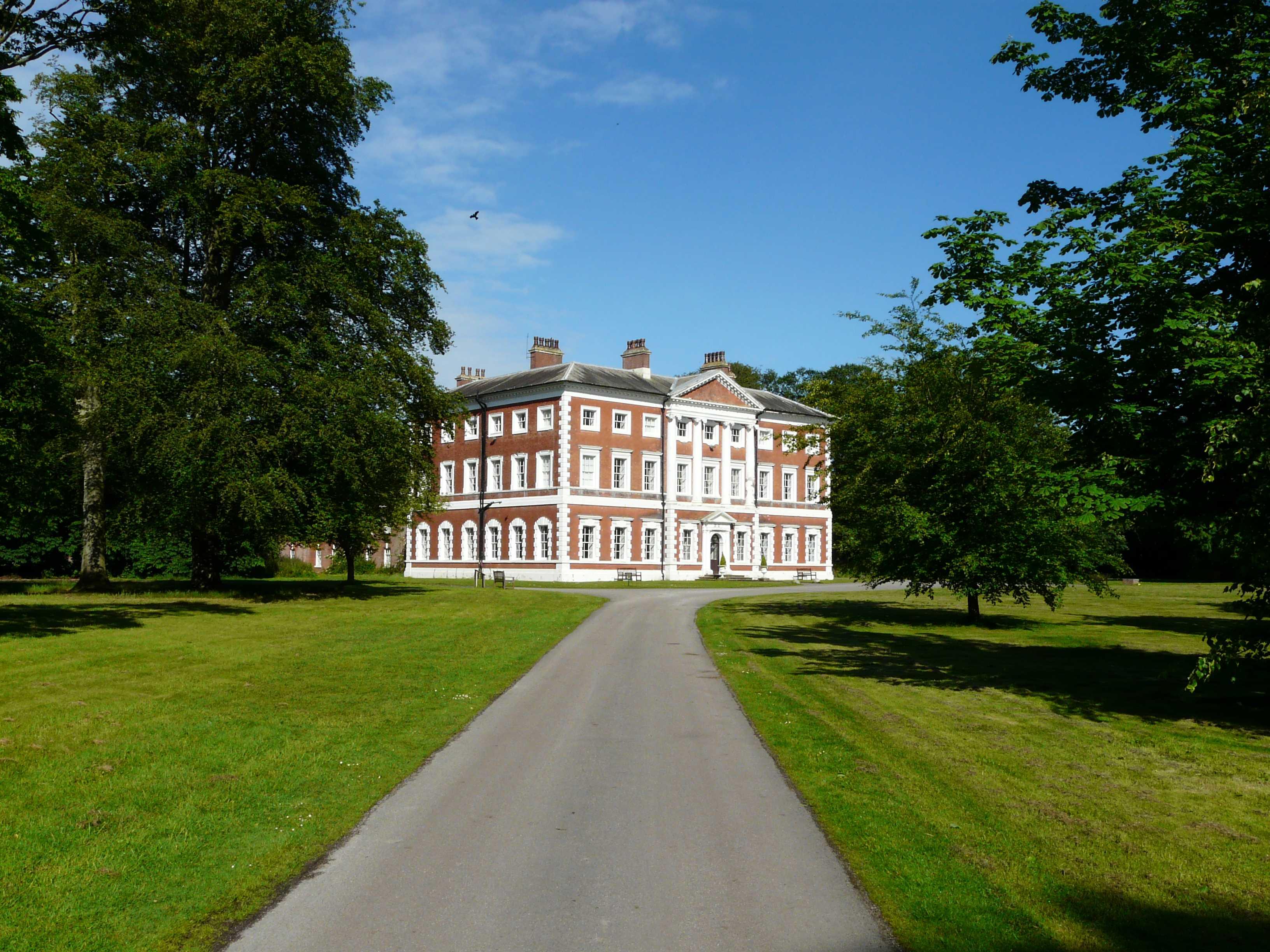 Lytham Hall, Lancashire, England