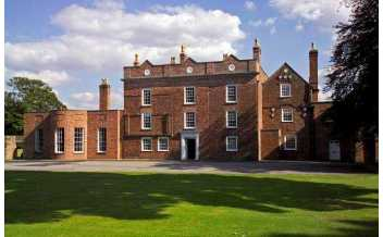 Meols Hall, Churchtown, Merseyside, England