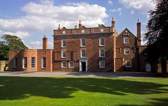 Meols Hall, Churchtown, Merseyside, England