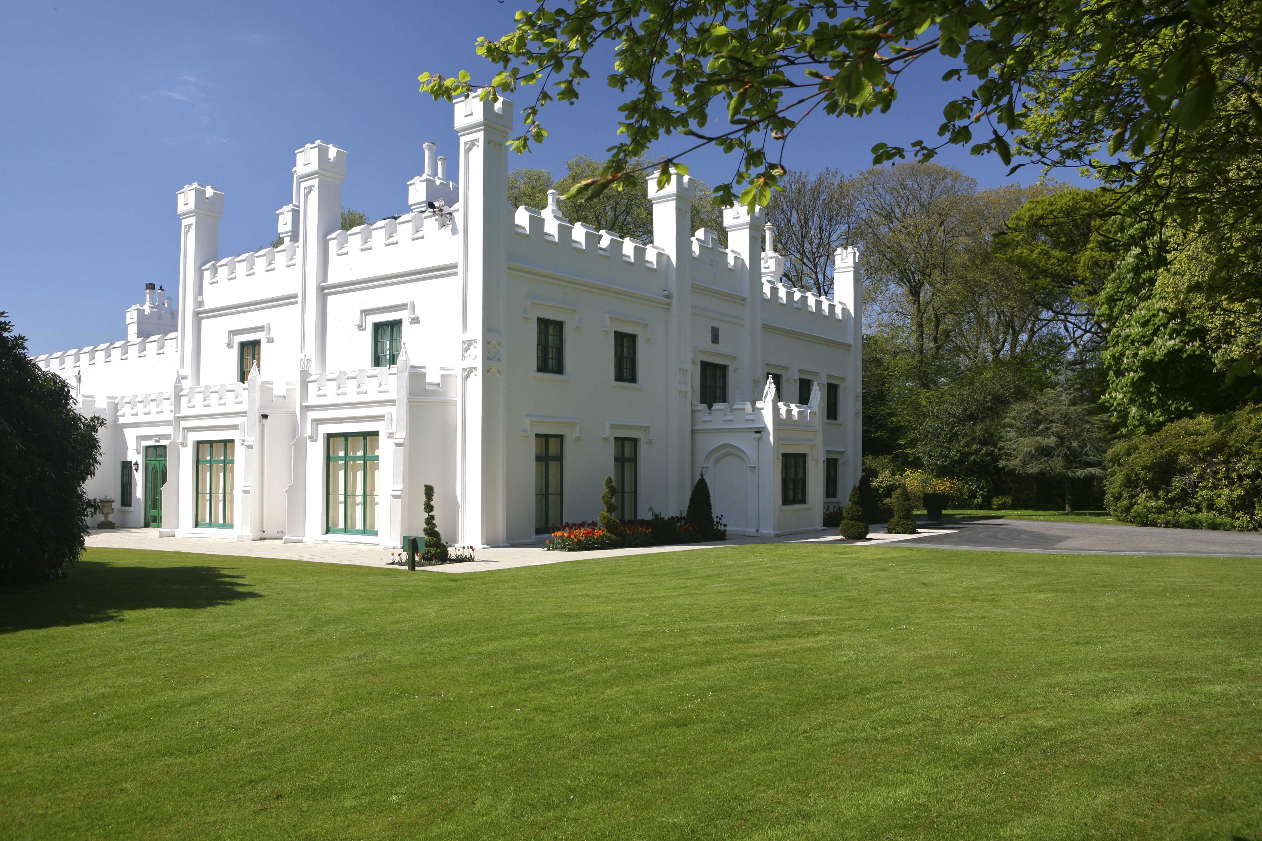 Milntown Gardens, Isle of Man