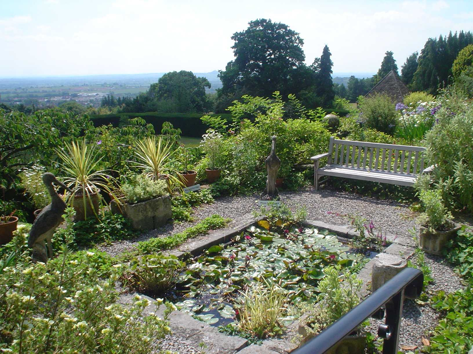 Milton Lodge Gardens, Mendip, Somerset, England