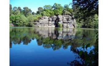 Plumpton Rocks, North Yorkshire, England