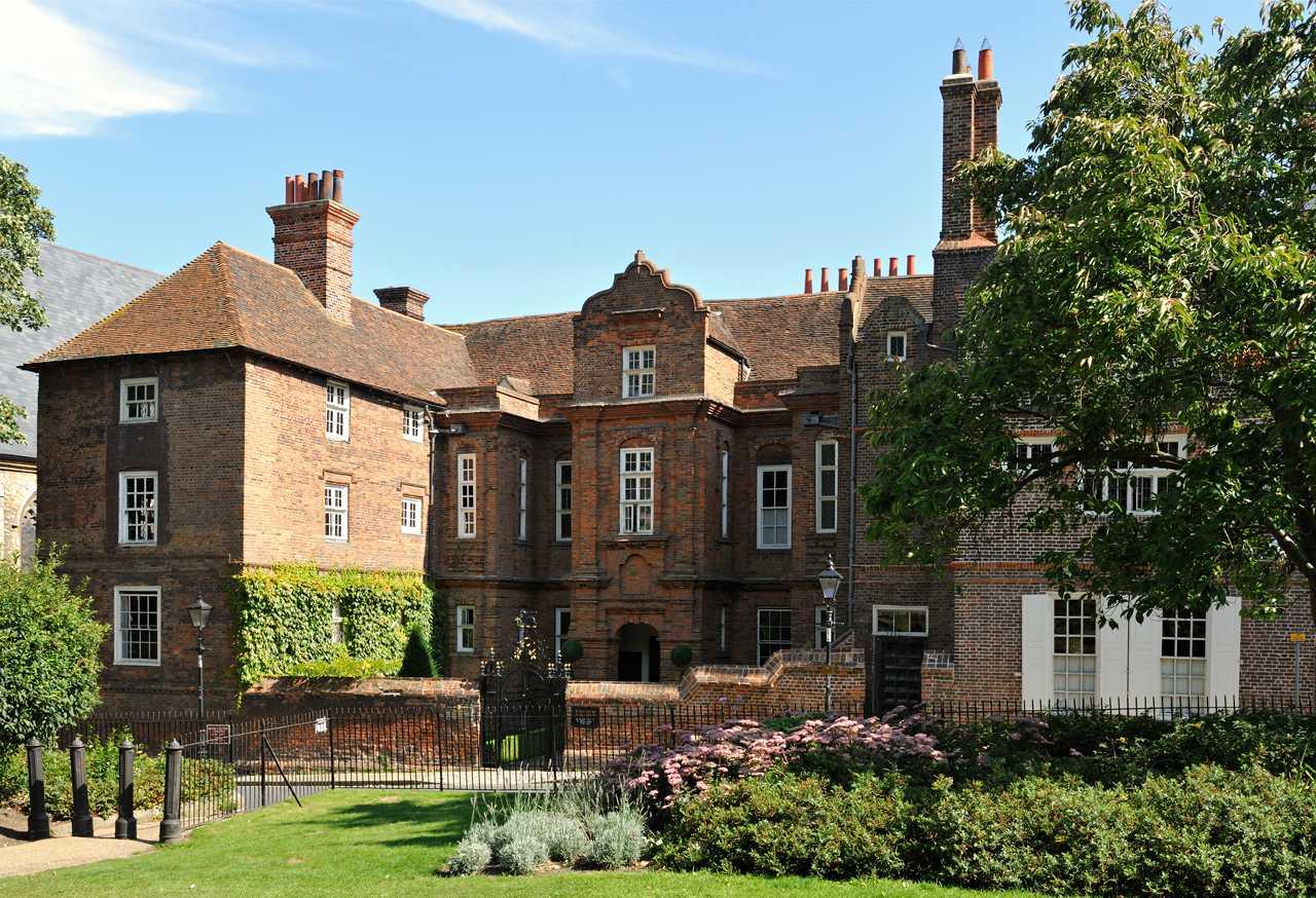 Restoration House, Medway, Kent, England