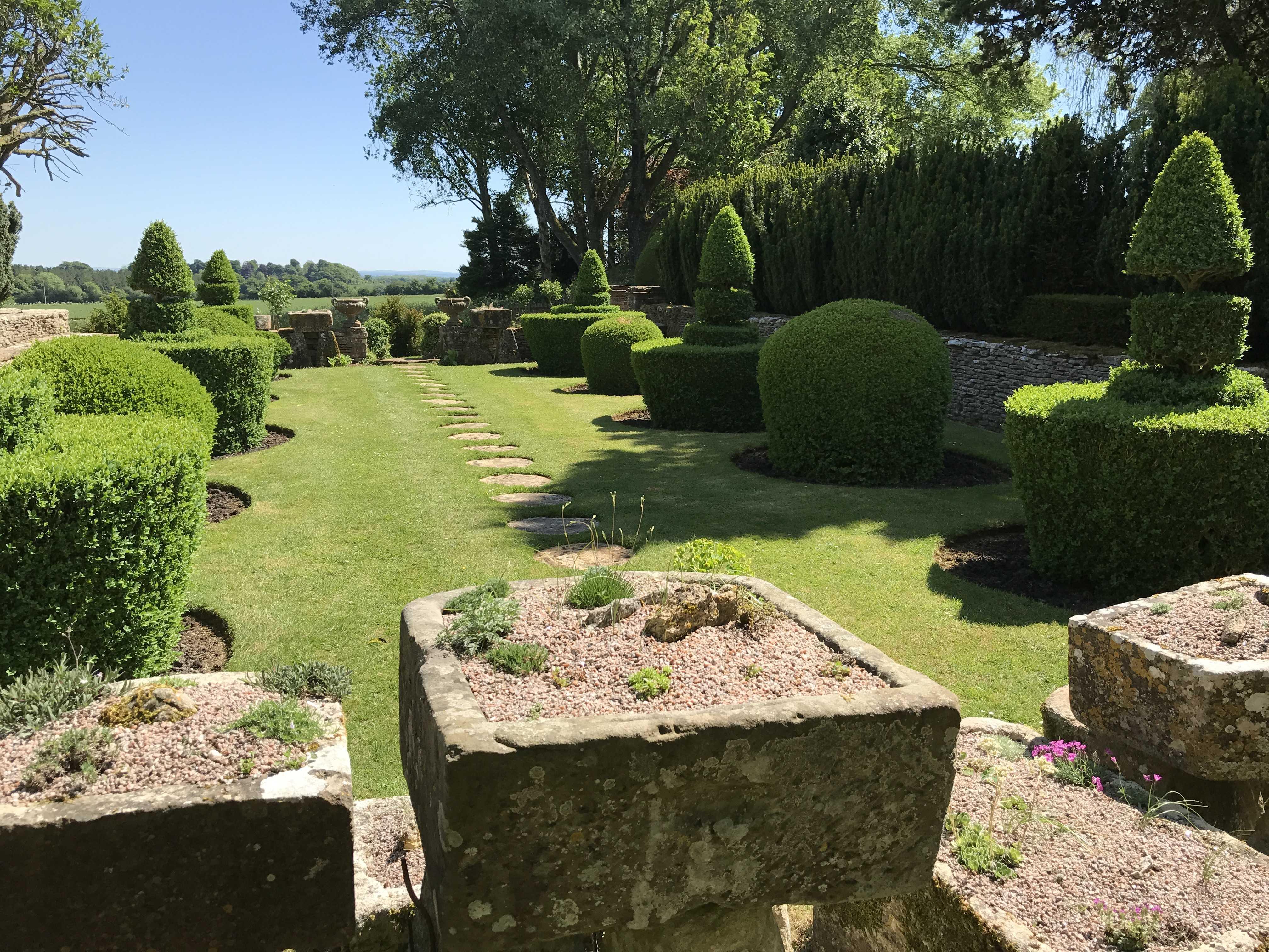 Rodmarton Manor, Gloucestershire, England