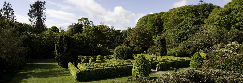 Seaforde Gardens, Down, Northern Ireland