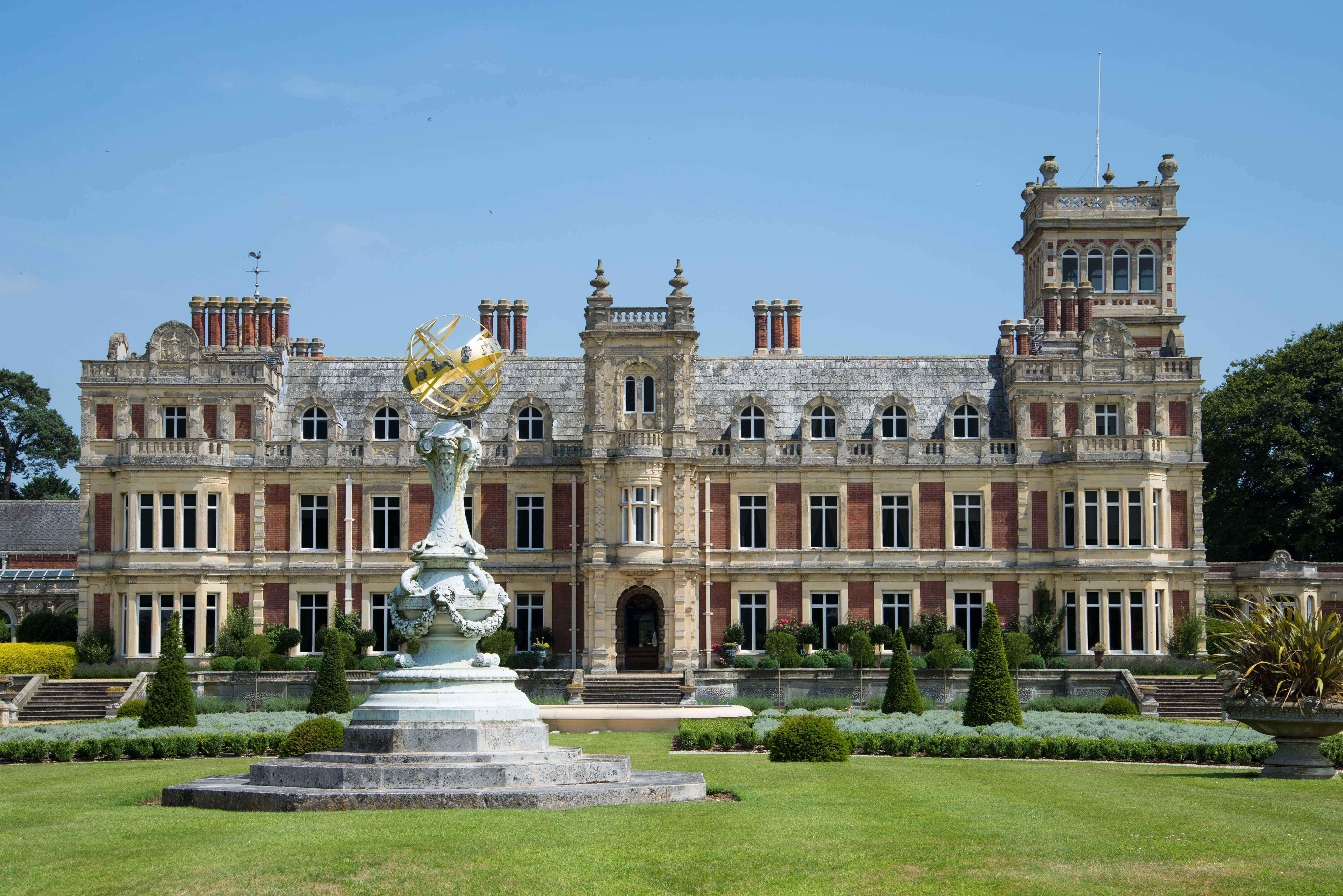 Somerleyton Hall, Suffolk, England