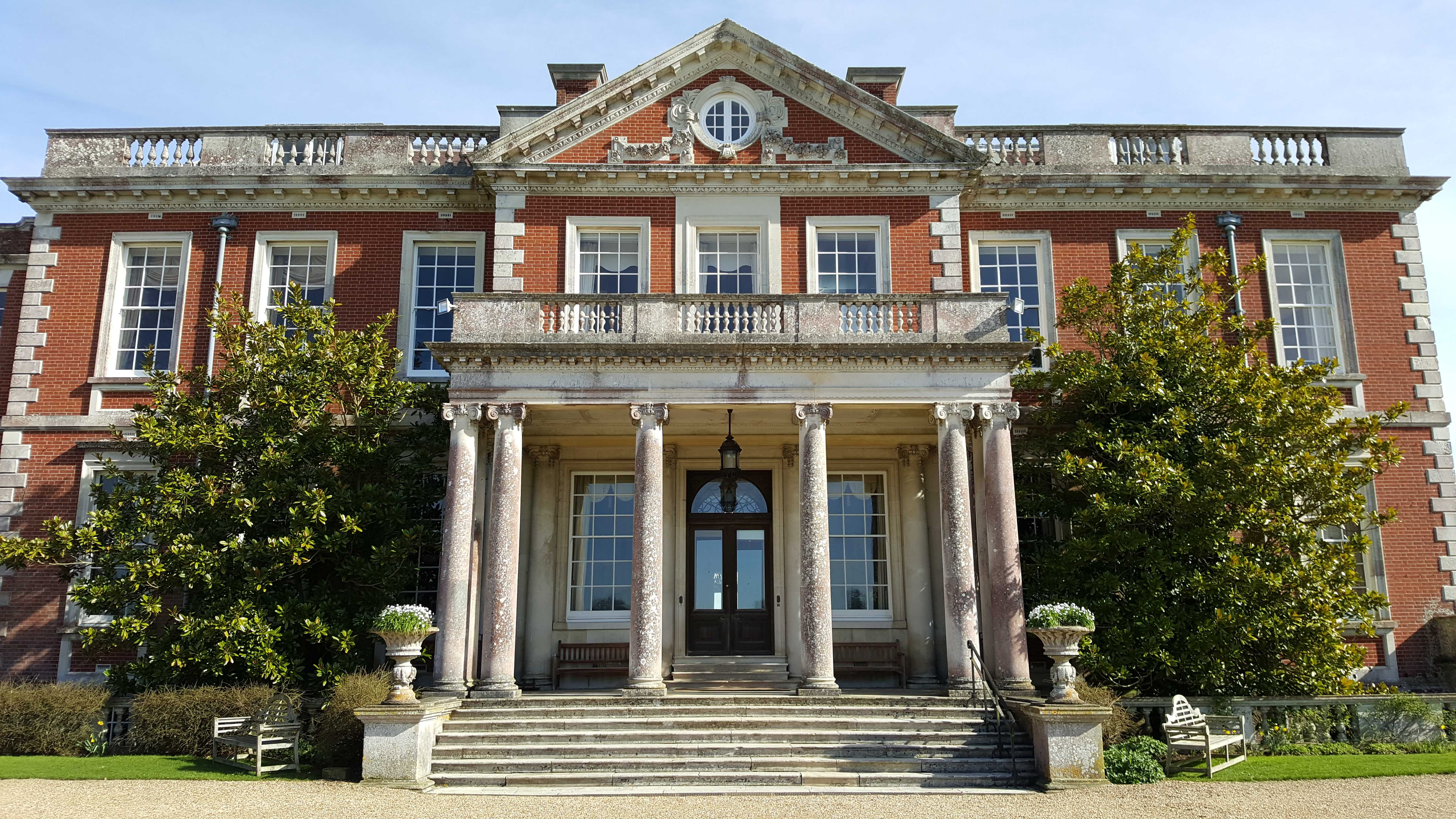 Stansted House and Park, West Sussex, England