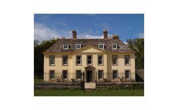 Stock Gaylard House, Dorset, England