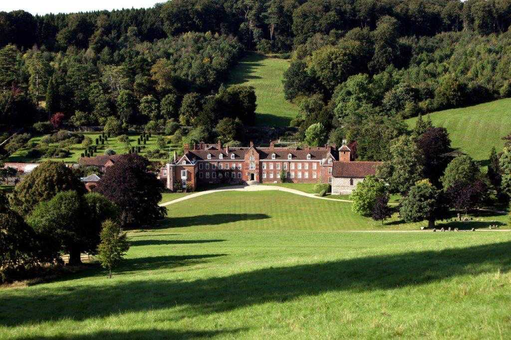 Stonor Park, Oxfordshire, England