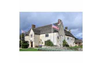 Sulgrave Manor, Cherwell, Northamptonshire, England
