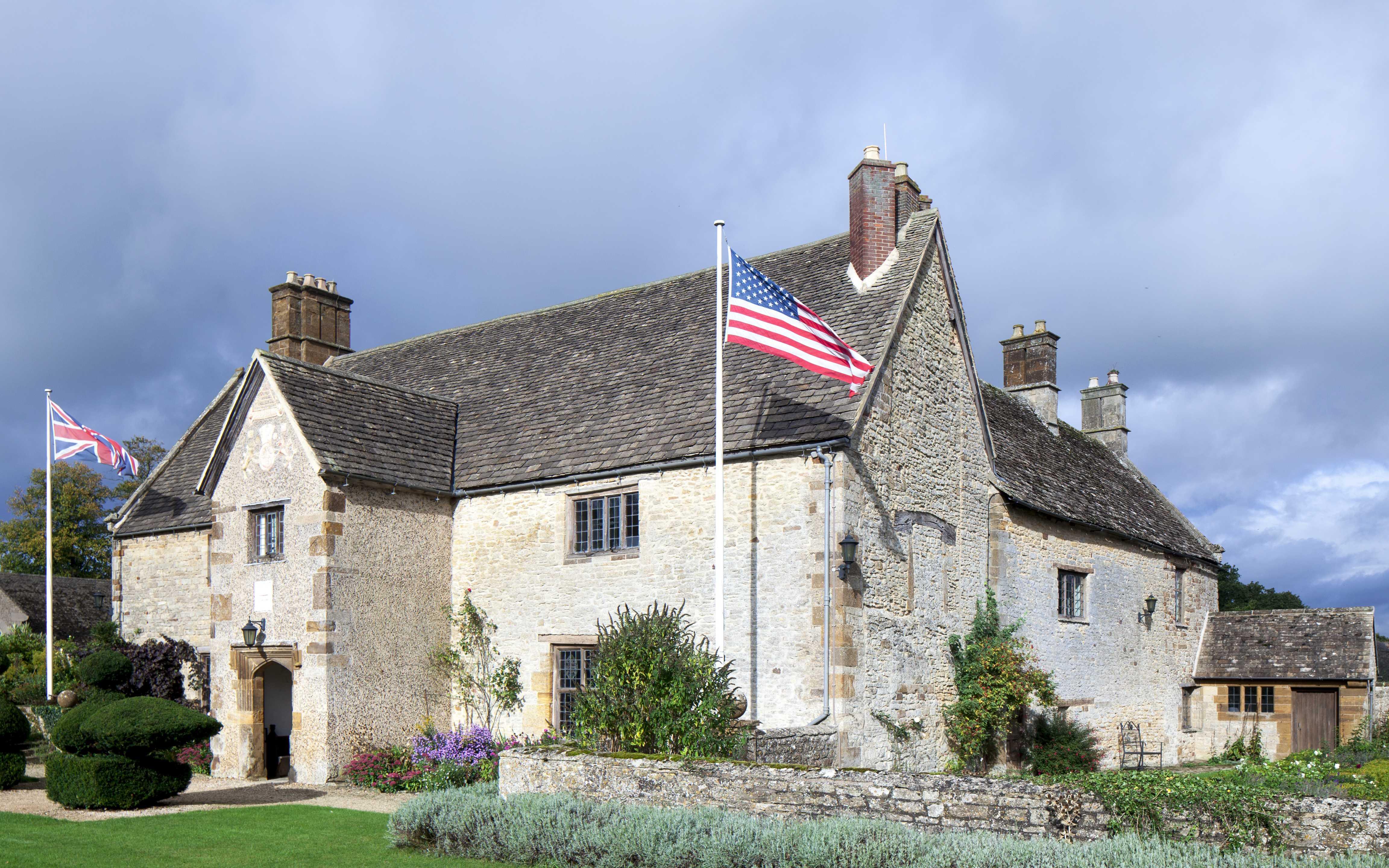Sulgrave Manor, Banbury, Northamptonshire, England