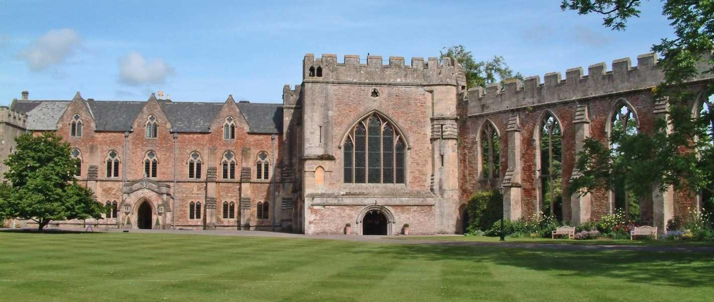 The Bishop's Palace, Mendip, Somerset, England