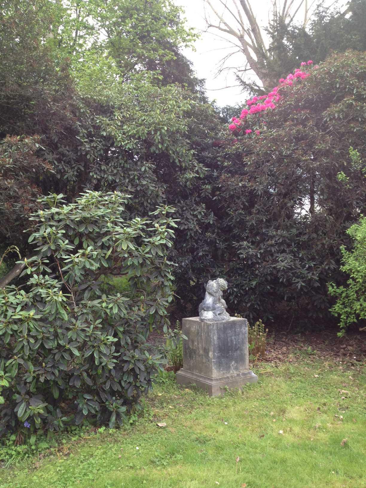 The Garth Gardens, Lingfield, Surrey, England