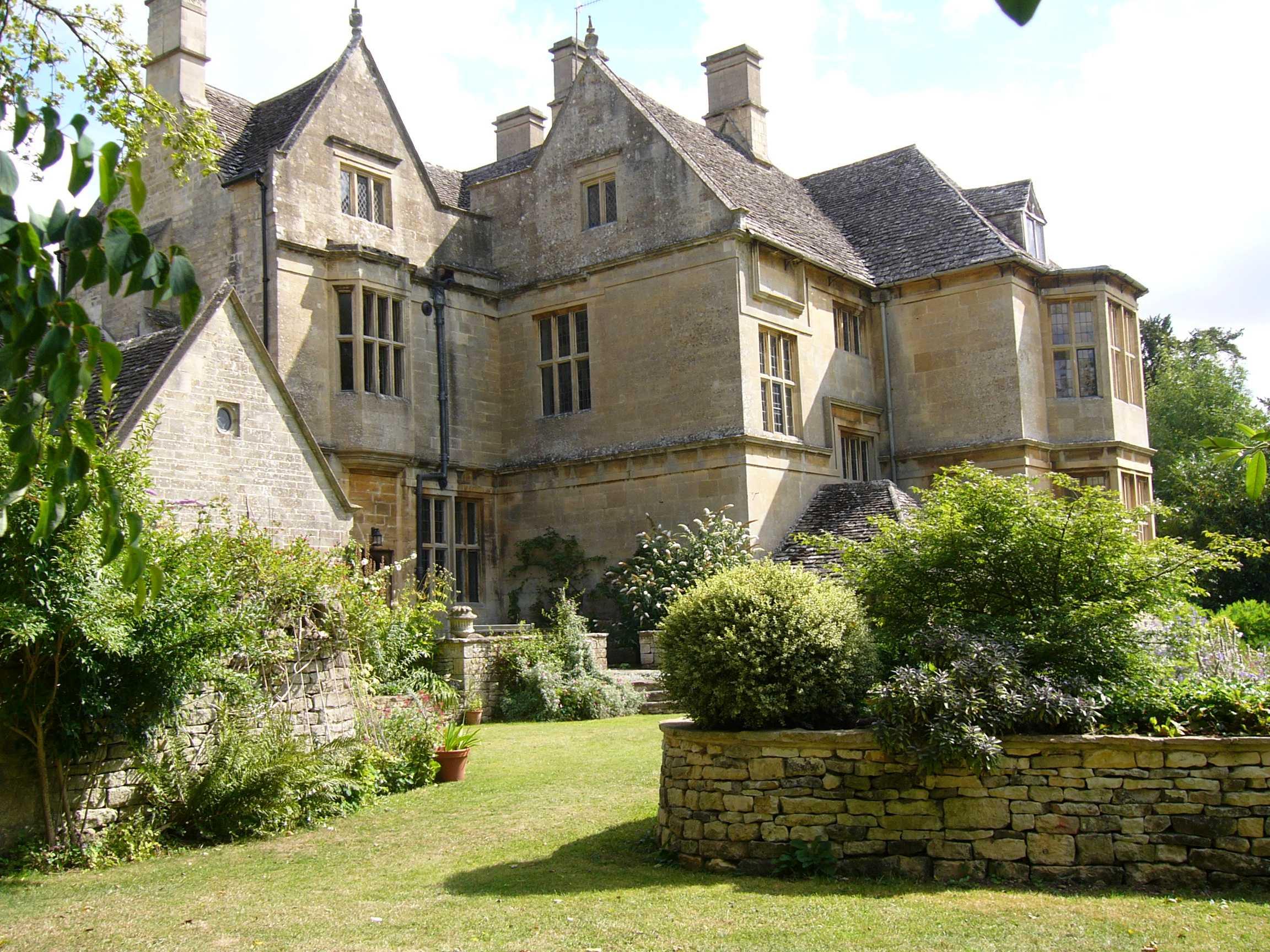 Whittington Court, Gloucestershire, England