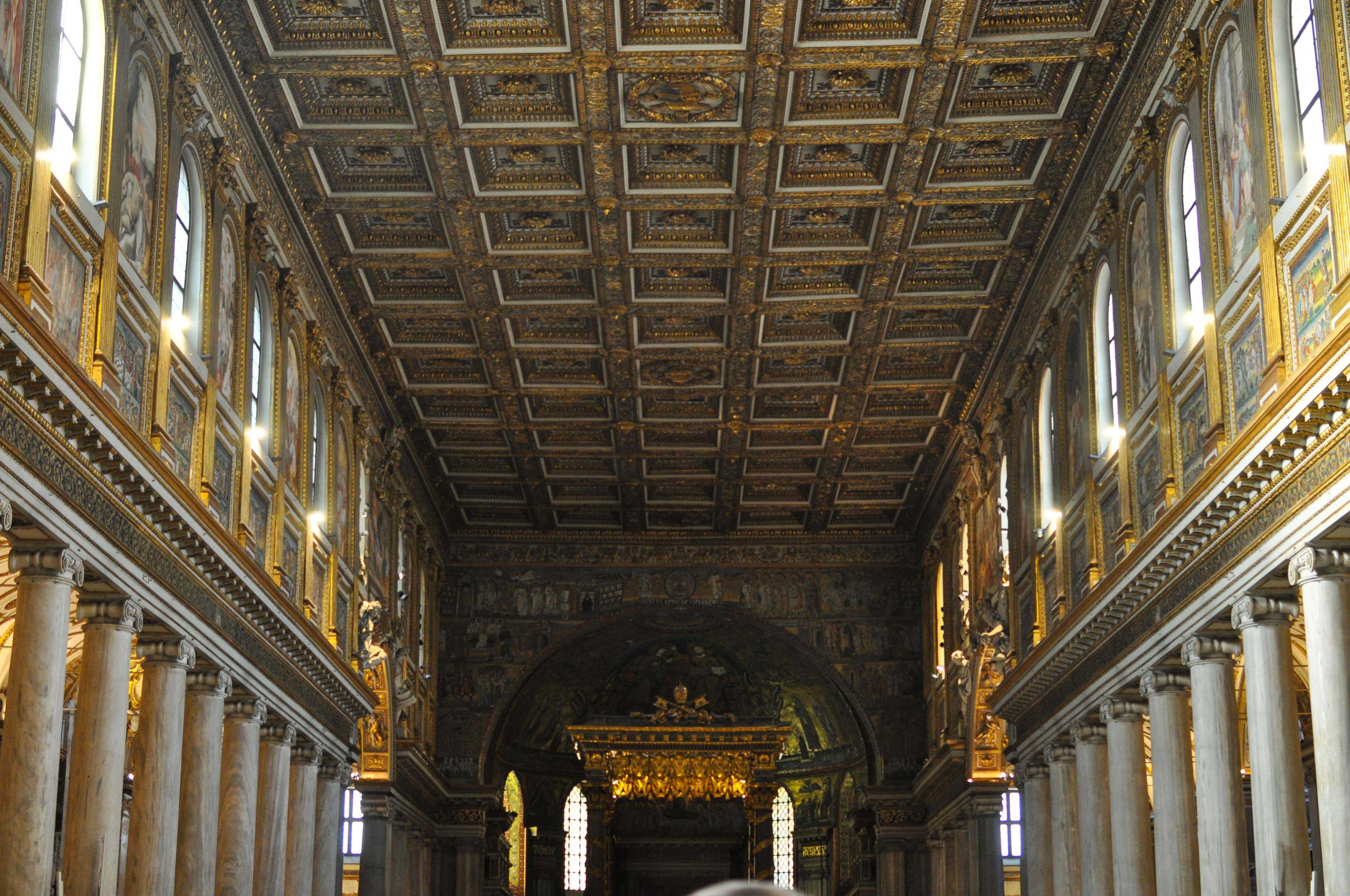 Basilica di Santa Maria Maggiore, Rome: All Year