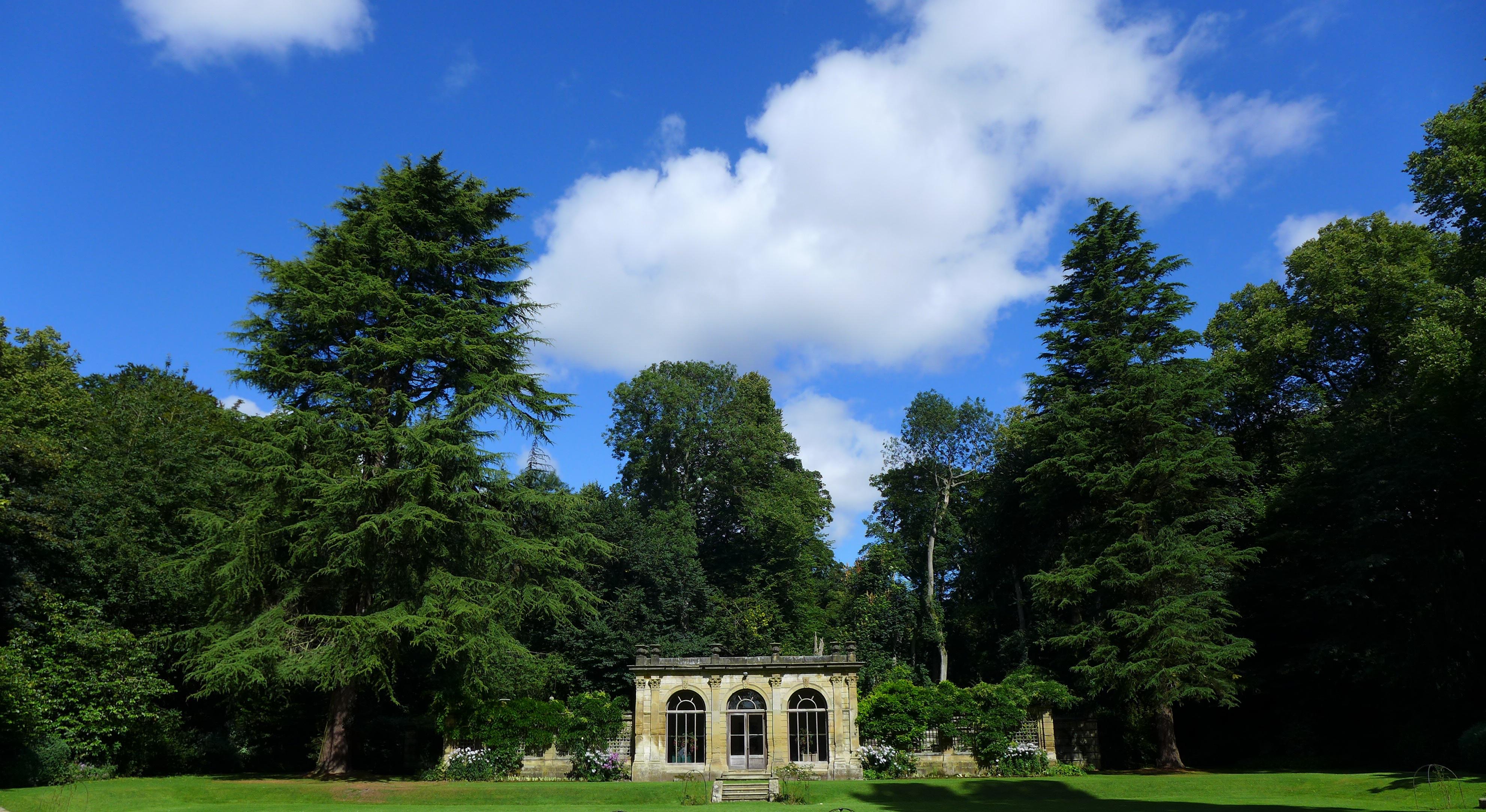 Duncombe Park Gardens