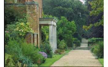 Raveningham Hall Gardens, Norfolk, England