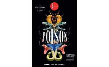 Poison, Exhibition, Palais de la découverte, Paris: 10 October 2018-11 August 2019