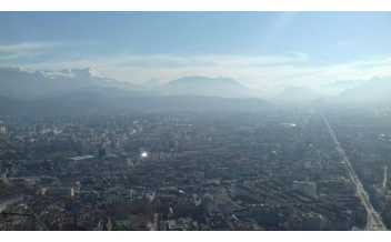 Grenoble, Capital of the Alps, France