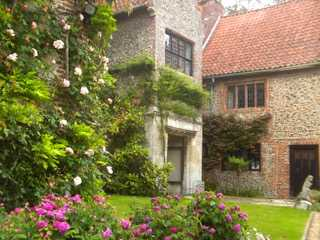 Hindringham Gardens, Hindringham, Norfolk, England