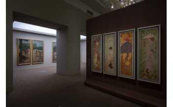 """Exhibition """"Les Nabis et le décor"""". Dates: 23/03/19-30/06/19. Musée du Luxembourg"""