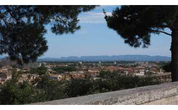 Rocher des Doms, Avignon