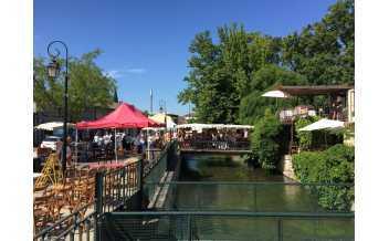 L'Isle-sur-la-Sorgue, Avignon