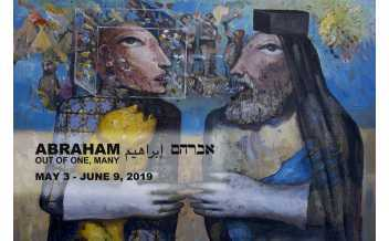 ABRAHAM: Out of One, Many at St Paul's Within-the-Walls, Exhibition, 3 May - 9 June 2019, Rome