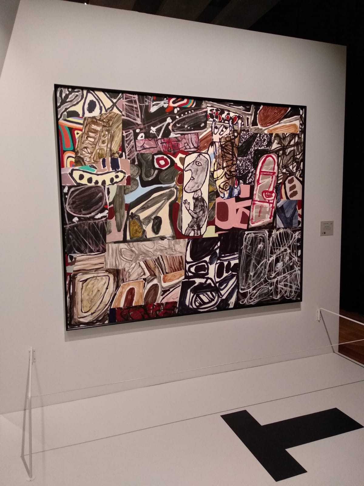 Jean Dubuffet, a barbarian in Europe, Exhibition, 24 Avril 2019 - 2 September 2019, MUCEM, Marseille