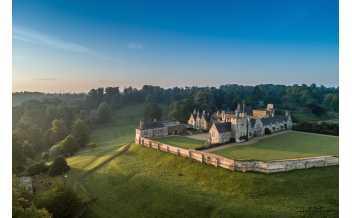 Rockingham Castle, Corby, Northamptonshire, England