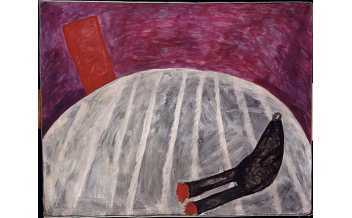 Christian Boltanski, « La Chambre ovale », 1967 © Adam Rzepka - Centre Pompidou, Mnam-Cci/Dist. RMN-GP © Adagp, Paris
