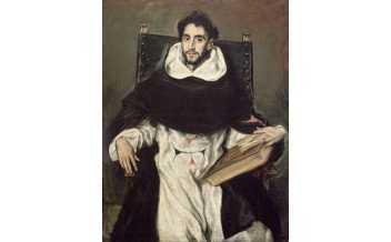Portrait de Fray Hortensio