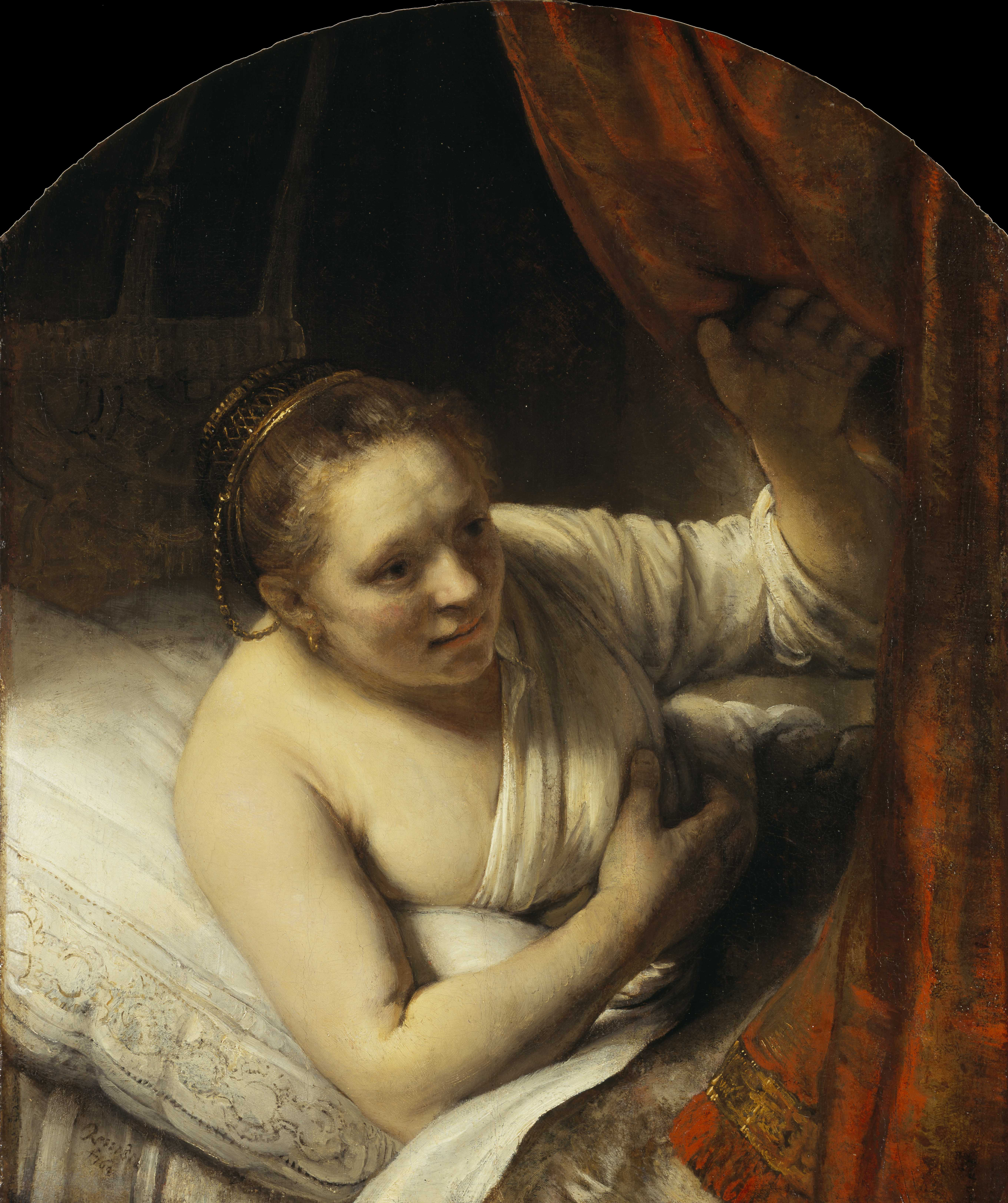 Rembrandt's Light, Exhibition, Dulwich Picture Gallery, London: 4