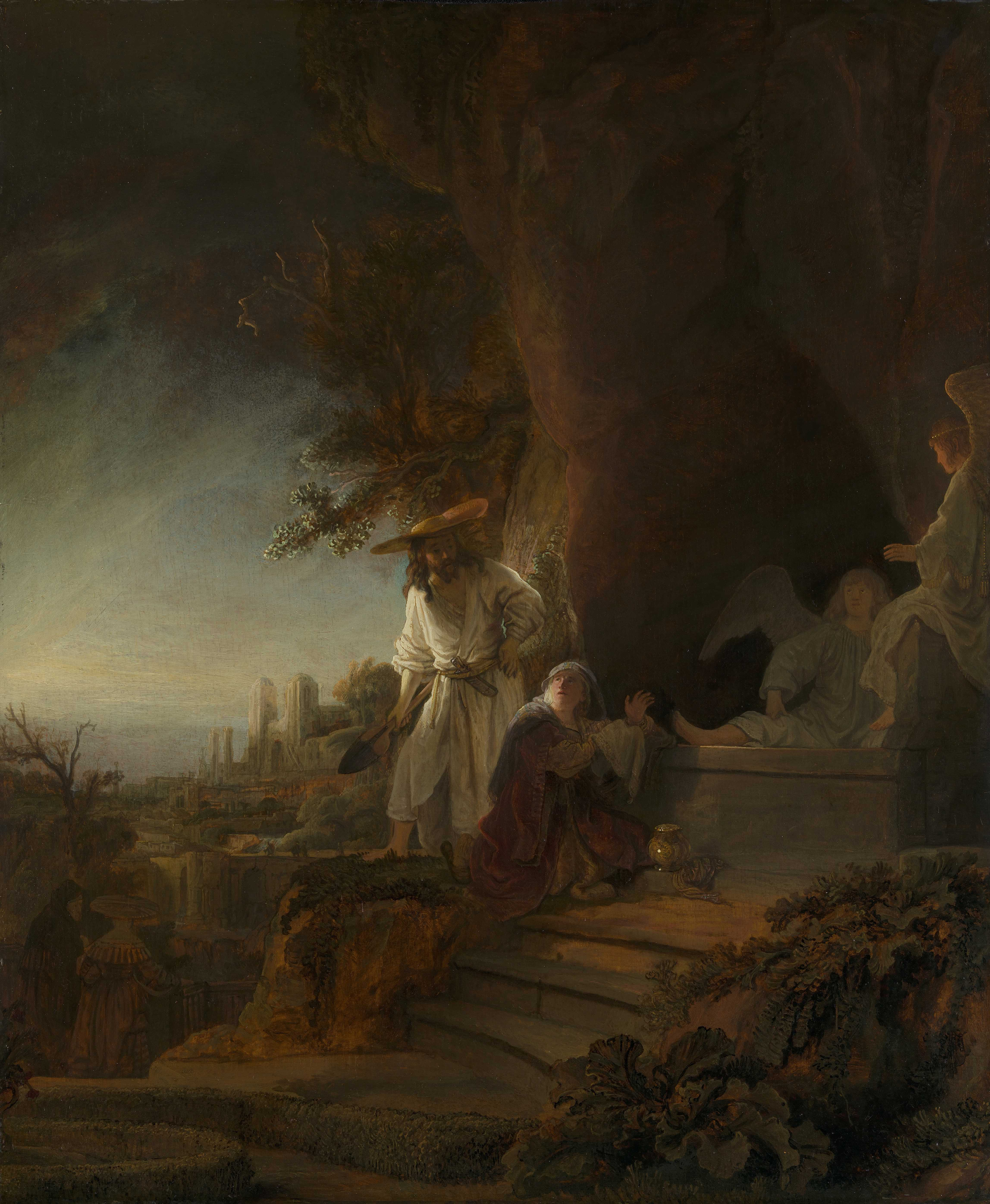 Rembrandt's Light, Exhibition, Dulwich Picture Gallery