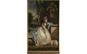 Joshua Reynolds - L'Honorable Miss Monckton