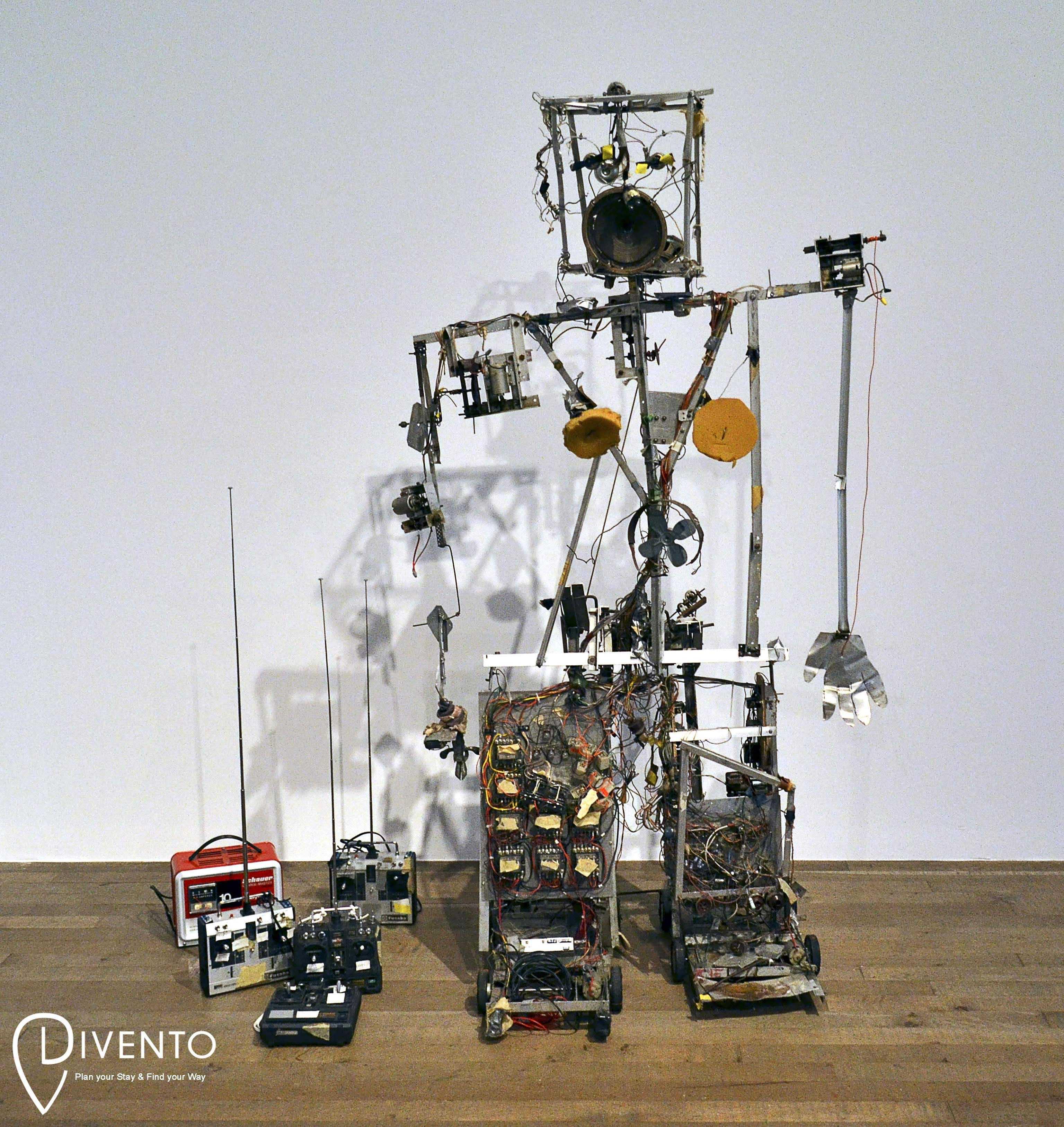 Nam June Paik, Exhibition, Tate Modern, London: 17 October 2019–9 February 2020