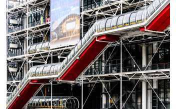 Centre Georges Pompidou, Paris: All year round