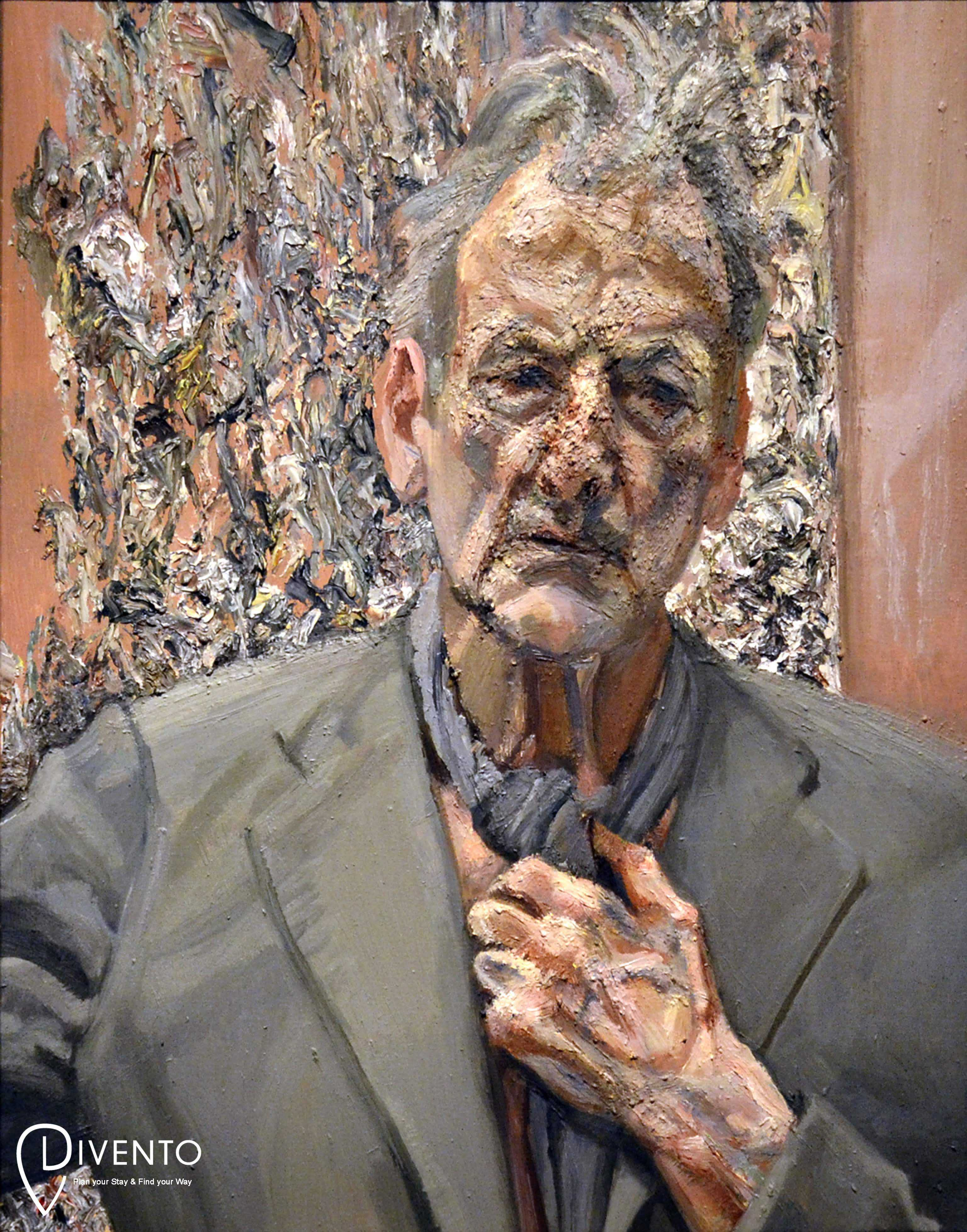 Lucian Freud: The Self-portraits, Exhibition, Royal Academy, London: 27 October 2019–26 January 2020