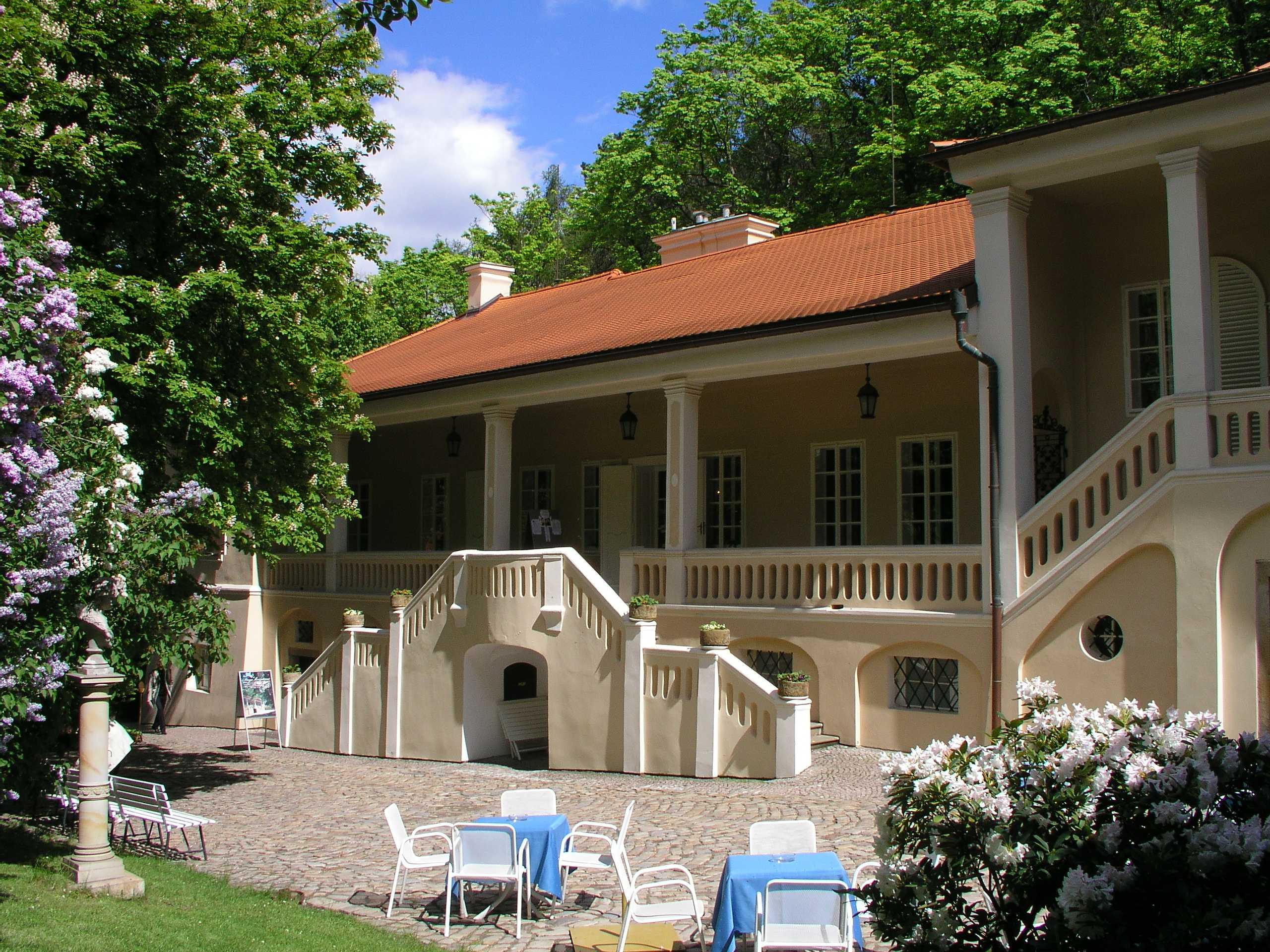 Villa Bertramka, Prague