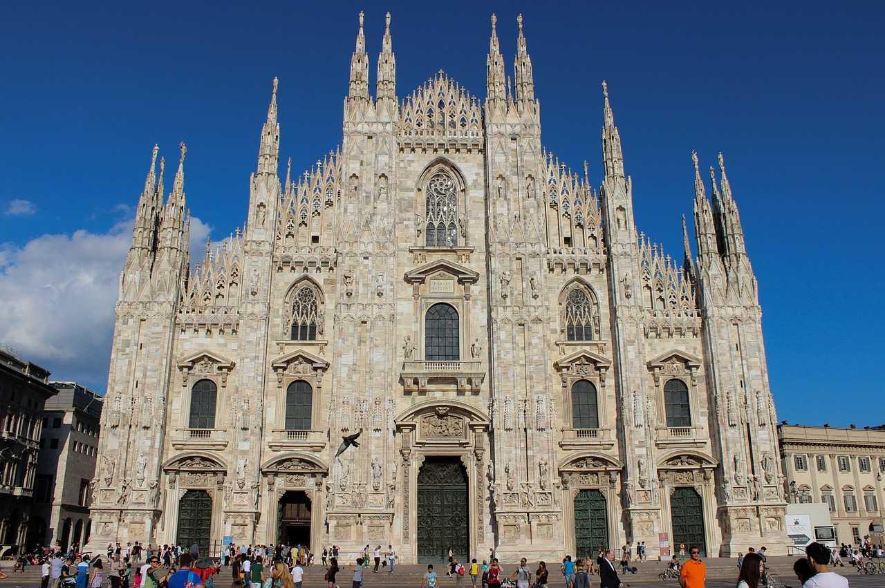 Duomo di Milano, Cathedral, Milan
