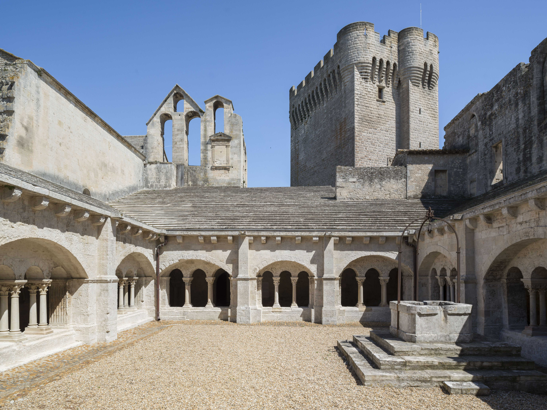 Abbaye de Montmajour@G. Mathieu