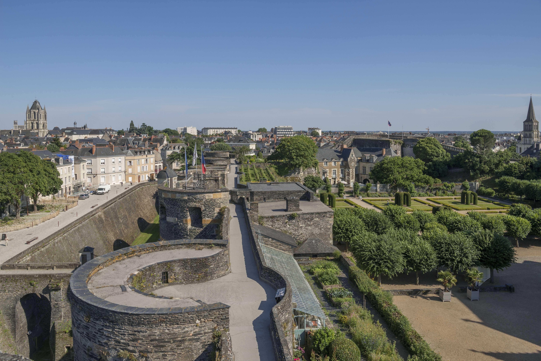 Château d'Angers @ Jean-Pierre DELAGARDE, Centre des monuments nationaux
